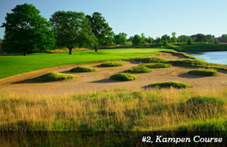 Pete Dye Golf Trail Birck Boilermaker Golf Complex Slideshow 1