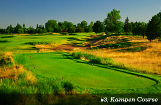 Pete Dye Golf Trail Birck Boilermaker Golf Complex Slideshow 2