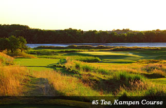 Pete Dye Golf Trail Birck Boilermaker Golf Complex Slideshow 4