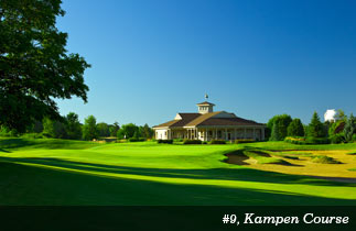 Pete Dye Golf Trail Birck Boilermaker Golf Complex Slideshow 6