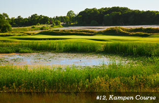Pete Dye Golf Trail Birck Boilermaker Golf Complex Slideshow 7