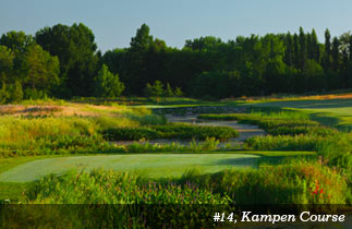 Pete Dye Golf Trail Birck Boilermaker Golf Complex Slideshow 8