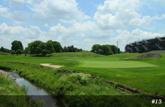 Pete Dye Golf Trail Brickyard Crossing Slideshow 8