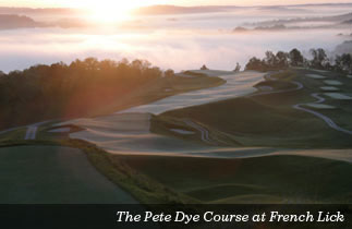 Pete Dye Golf Trail French Lick Resort Courses Slideshow 1