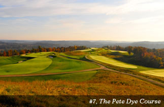 Pete Dye Golf Trail French Lick Resort Courses Slideshow 4