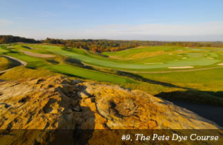 Pete Dye Golf Trail French Lick Resort Courses Slideshow 5