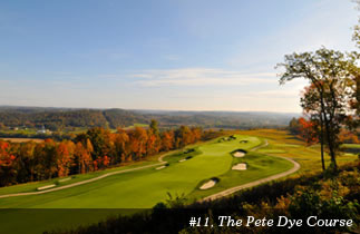 Pete Dye Golf Trail French Lick Resort Courses Slideshow 6