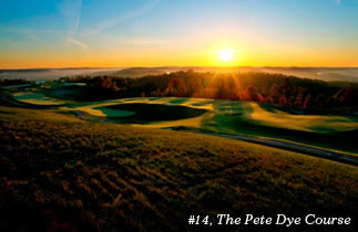 Pete Dye Golf Trail French Lick Resort Courses Slideshow 8