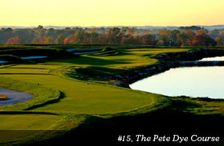 Pete Dye Golf Trail French Lick Resort Courses Slideshow 9