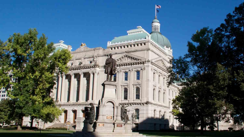 Indiana statehouse 4