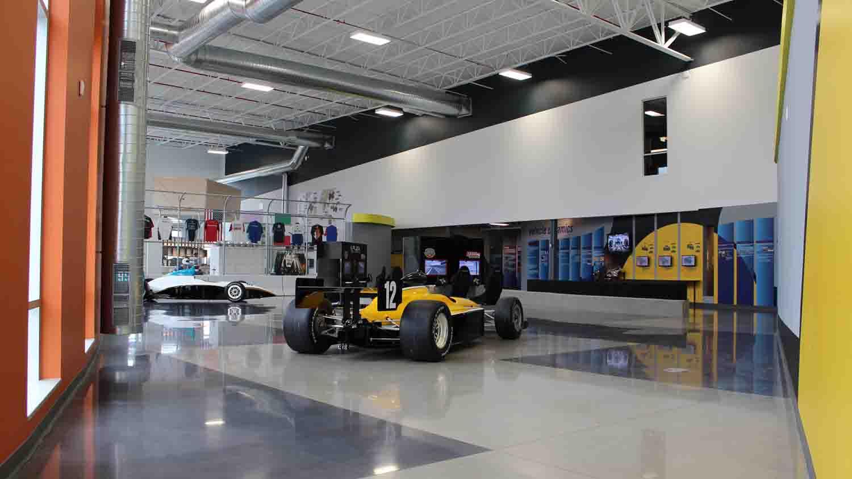 Dallara indycar factory 4