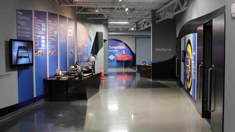 Dallara indycar factory 5