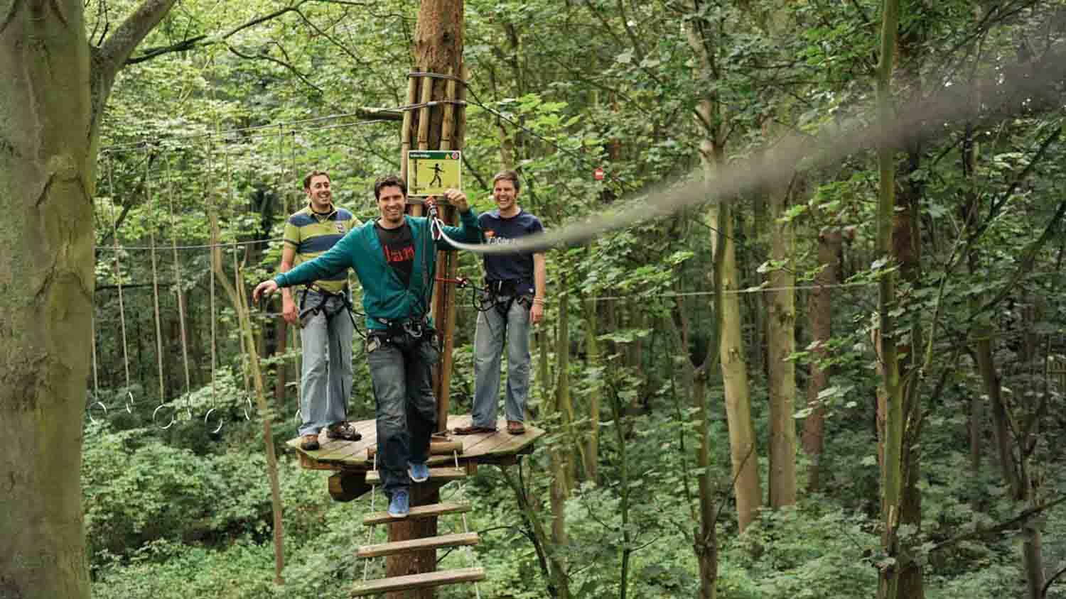 Go ape eagle creek 7