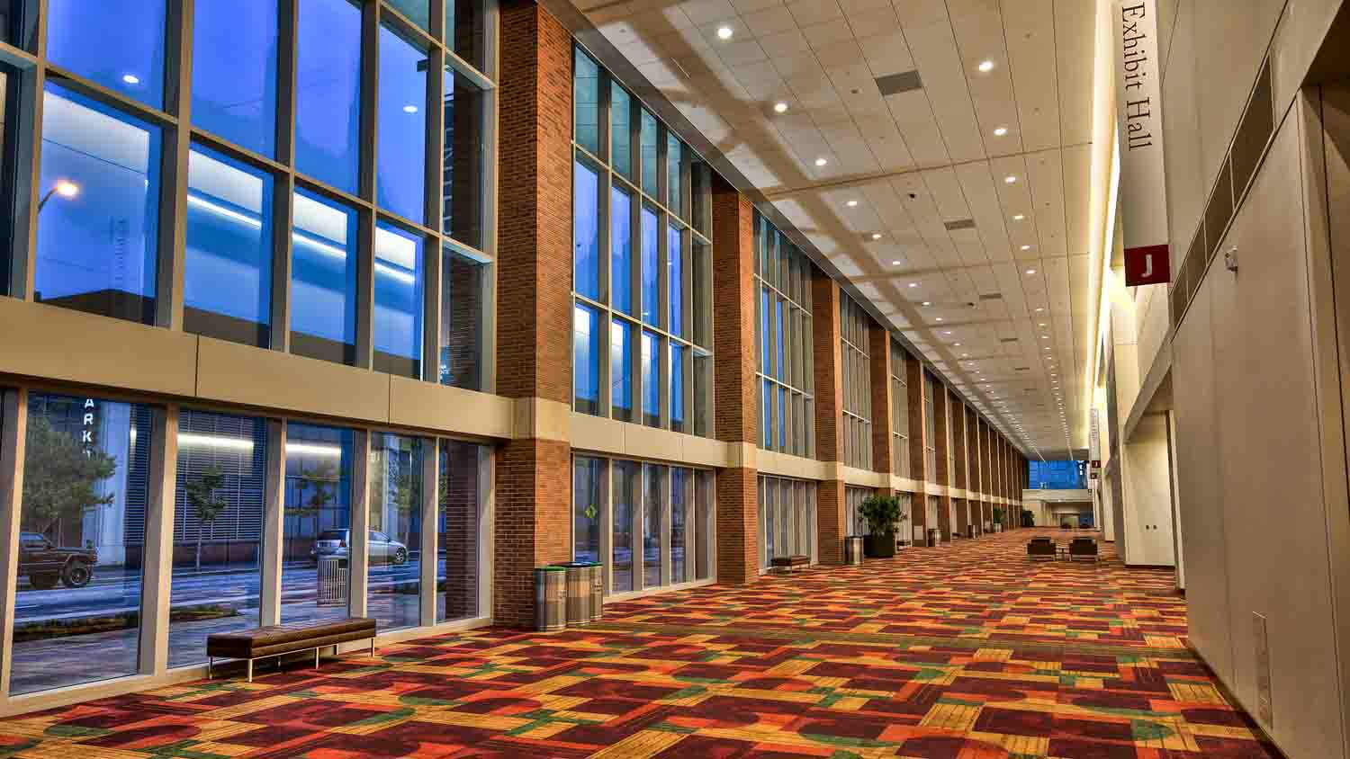Indiana convention center 4