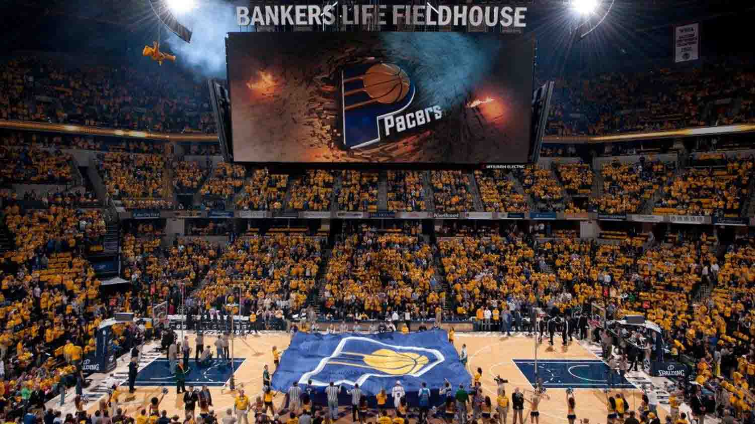 Indiana pacers 1