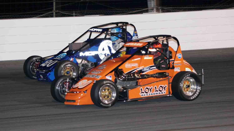 Lucas oil raceway 5