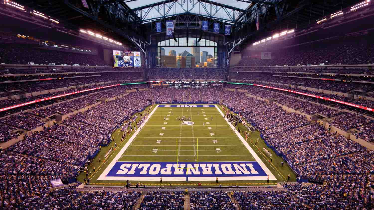 Lucas oil stadium 2