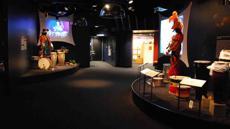 Rhythm discovery center 7
