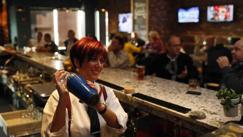 Severin Bar at the Omni
