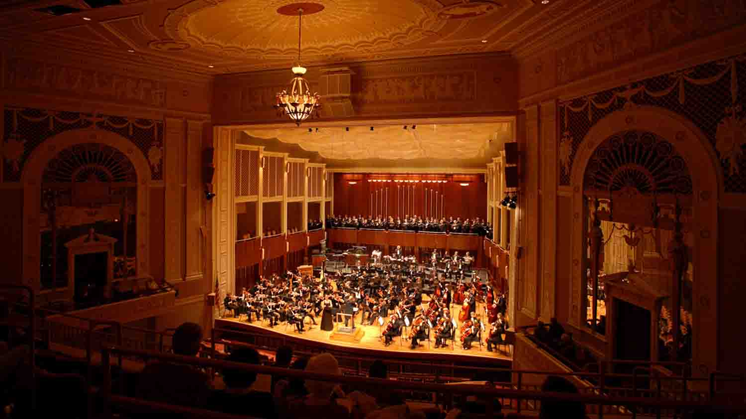 Indianapolis symphony orchestra 1