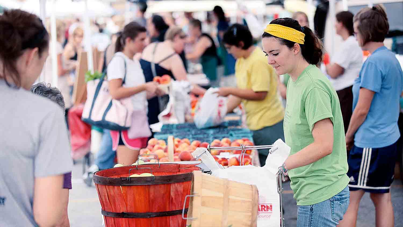 Broad Ripple Farmer's Market