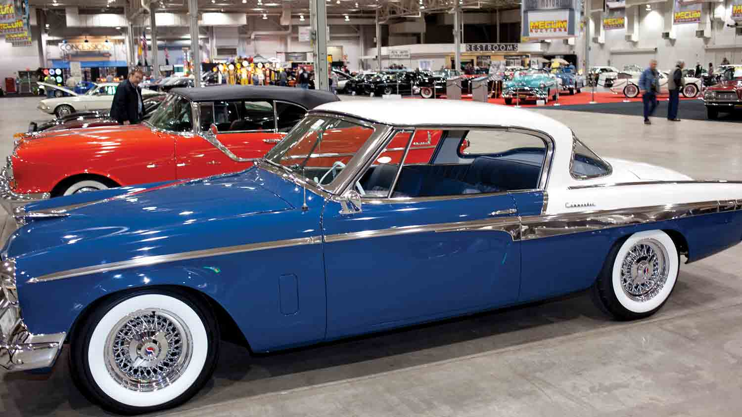 Mecum Spring Classic Car Auction