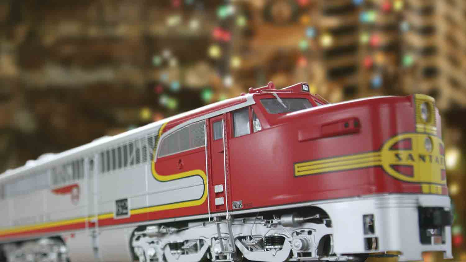 Jingle rails 4