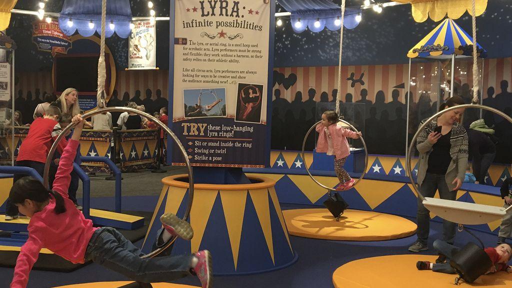 Circus at The Children's Museum