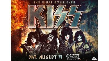 Win Two Tickets to See KISS