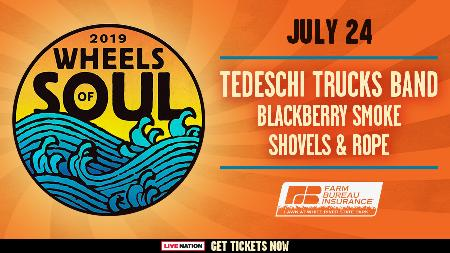 Win Two Tickets to See Tedeschi Trucks Band with Blackberry Smoke and Shovels & Rope