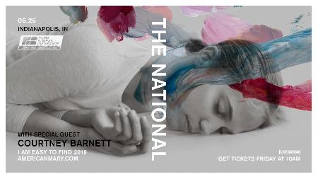 Win Two Tickets to See The National with Courtney Barnett