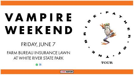 Win Two Tickets to See Vampire Weekend