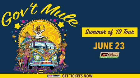 Win Two Tickets to See Gov't Mule