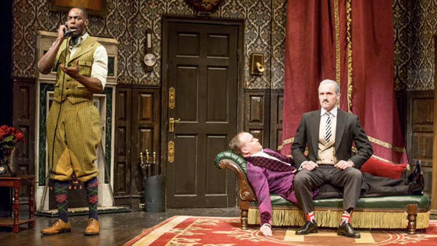 Win Tickets to The Play that Goes Wrong
