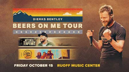 Win Two Tickets to See Dierks Bently - Beers On Me Tour