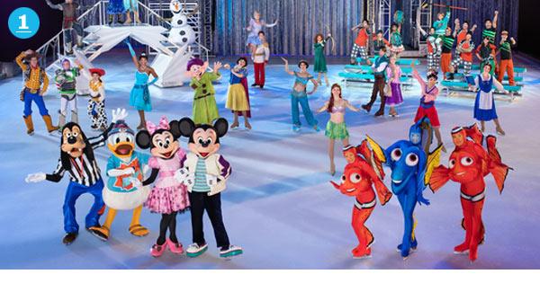 Disney On Ice - Follow Your Heart