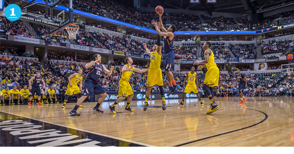 NCAA Division I Men's Basketball Championship - First/Second Rounds