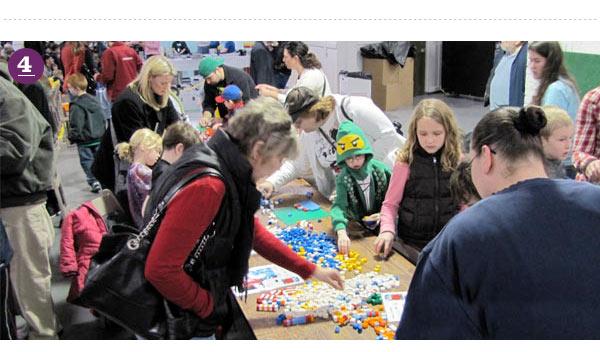 Brickworld Indy LEGO Expo