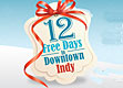 12 Free Days of Christmas