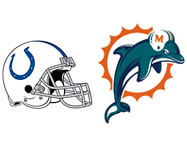 Miami Dolphins vs. Indianapolis Colts