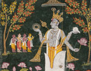 Fabled Kings: Indian Court Paintings