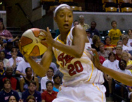 Atlanta Dream vs. Indiana Fever (May)