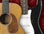 Guitars! Roundups to Rockers