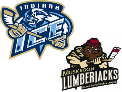 Muskegon Lumberjacks vs. Indiana Ice