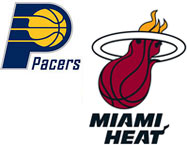 NBA Playoffs Eastern Conference Finals: Miami Heat vs. Indiana Pacers (May 28)