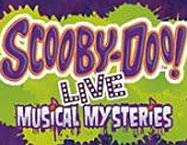 Scooby Doo Live: Musical Mysteries