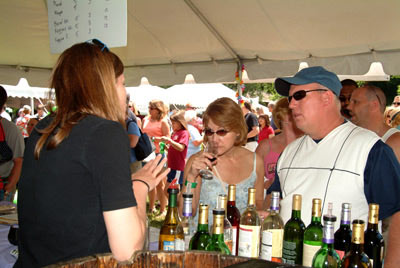 Vintage Indiana Wine and Food Festival