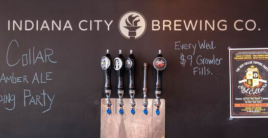 Indiana City Brewing