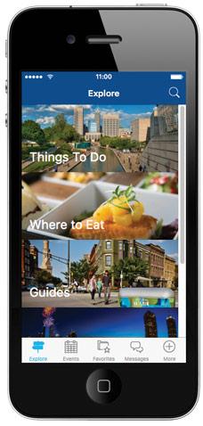 Visit Indy App
