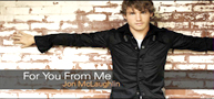 For You From Me - Jon McLaughlin